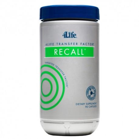 4Life Transfer Factor® Recall