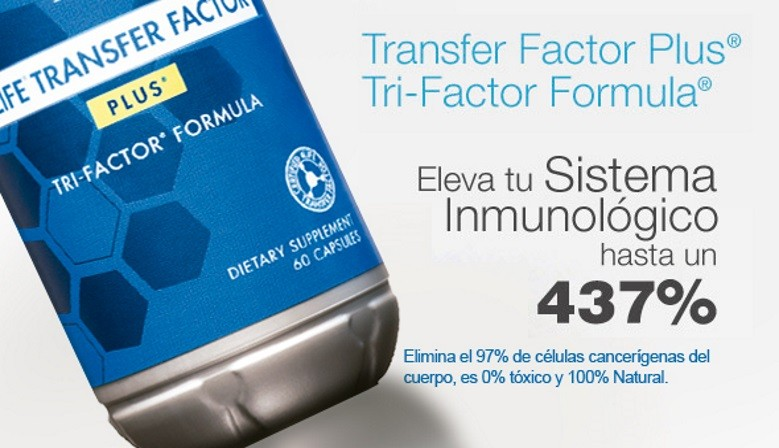 4Life Transfer Factor® Plus® Tri-Factor™